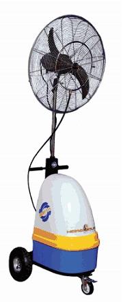 Ventilador portatil humidificador todo aire - Ventiladores de agua ...