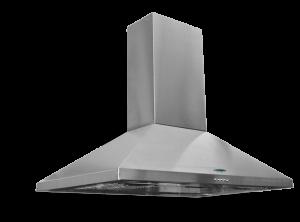 Marca MARALDI - Mod :  Cucinela ISLA, de acero de 90 cm.