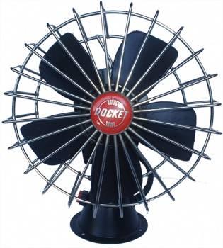Ventilador fijo para tablero 1 velocidad, 12 volts
