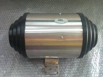 Ventilador en línea (sentina) de 12 ó 24 volt