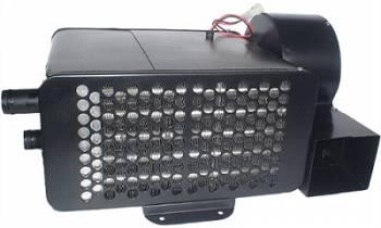 Calefactor doble radiador 12 volts